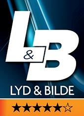 Lyd & Bilde 5 Star review