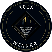 2018 Rocky Mountain International HiFi Press Award