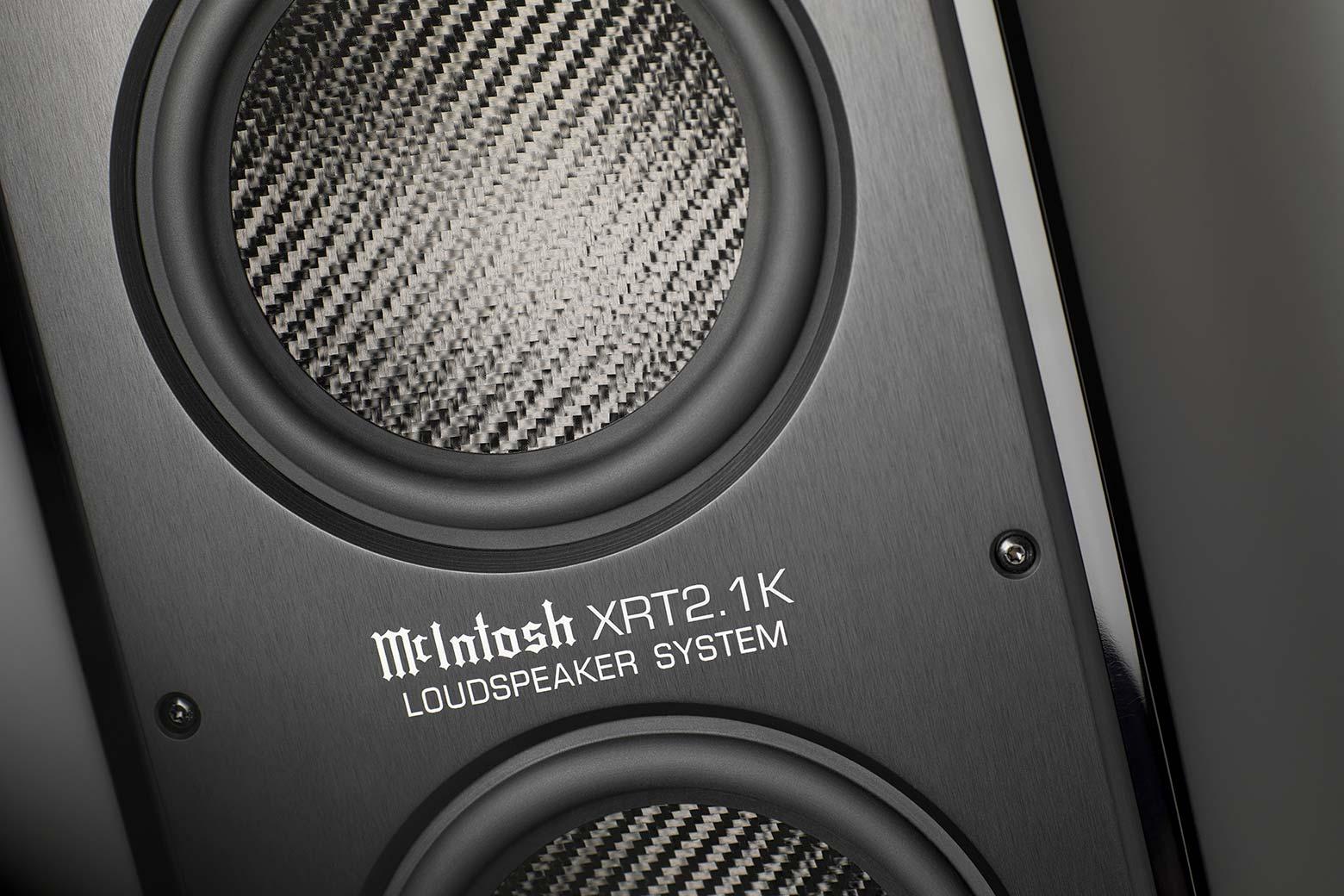 Mcintosh Xrt21k Loudspeaker System Crossover Network Schematic Design