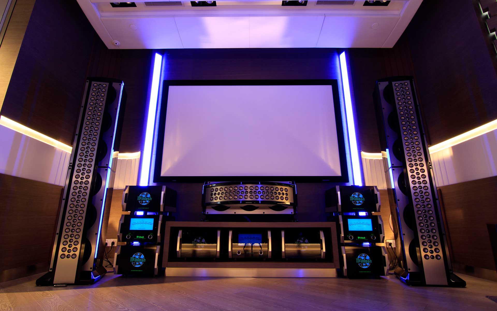 mcintosh reference home theater system. Black Bedroom Furniture Sets. Home Design Ideas