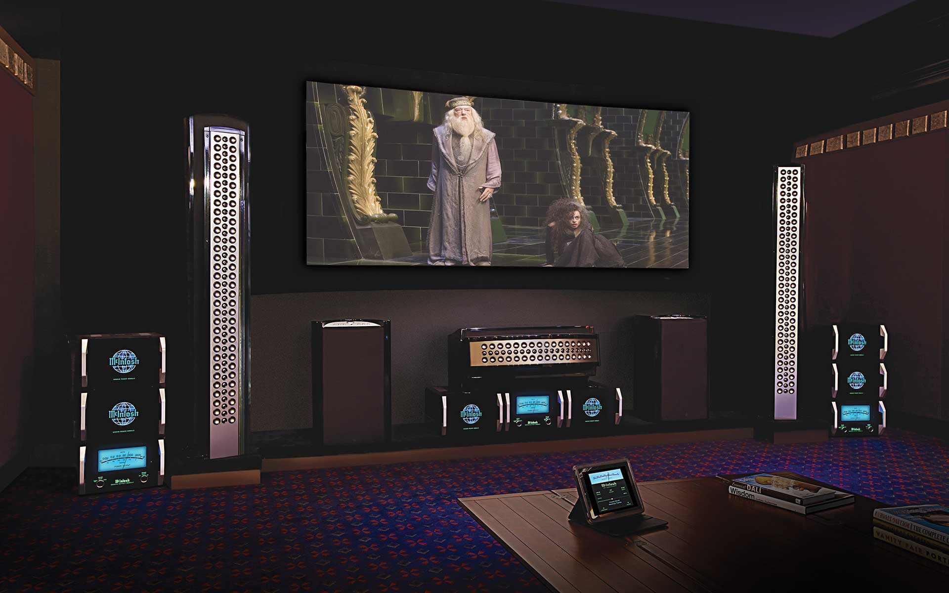 Mcintosh Reference Home Theater System