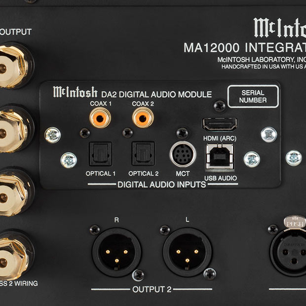 McIntosh MA12000 Integrated Amplifier