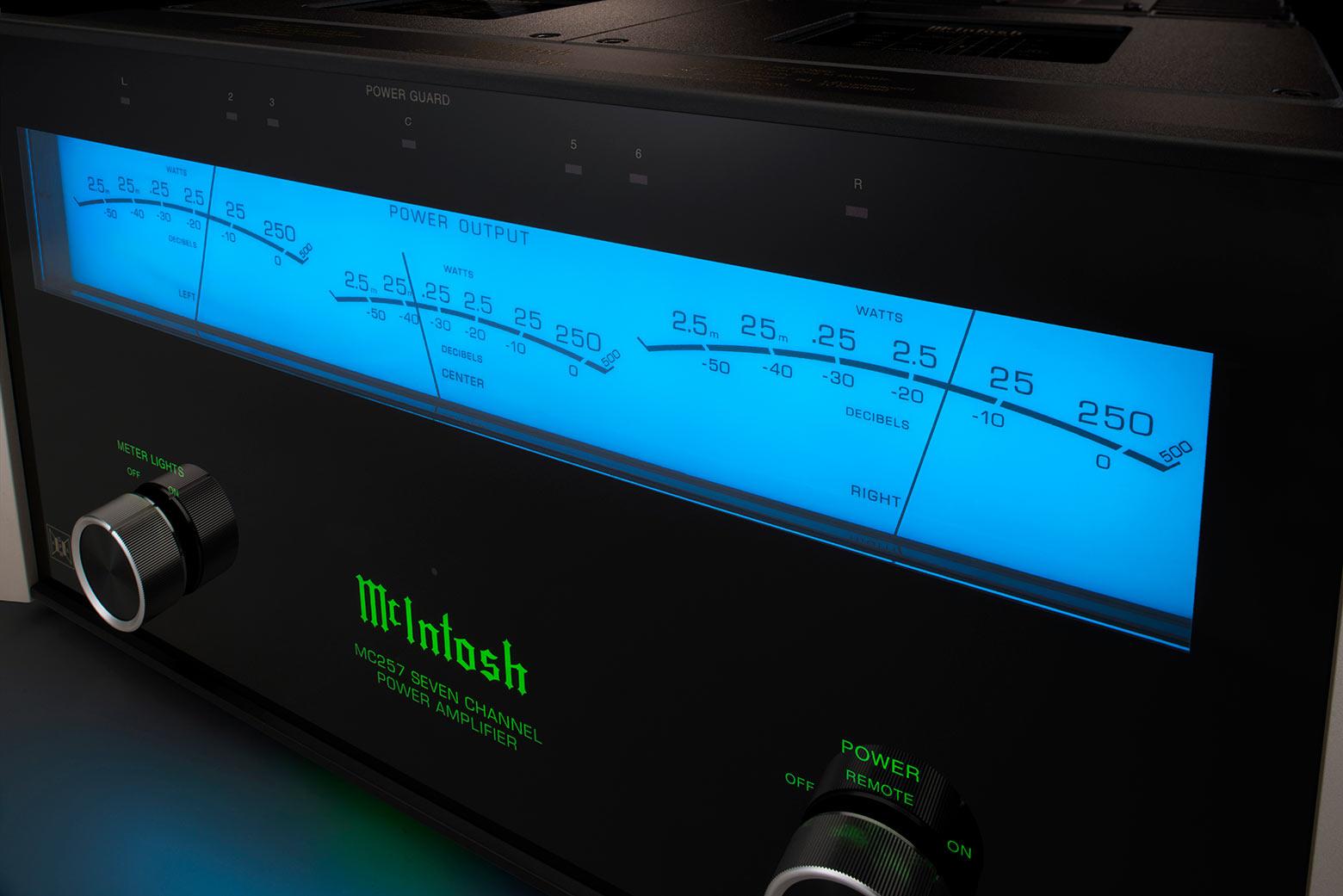McIntosh MC257 Amplifier