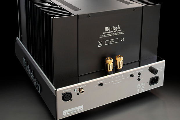 McIntosh MC830 Amplifier