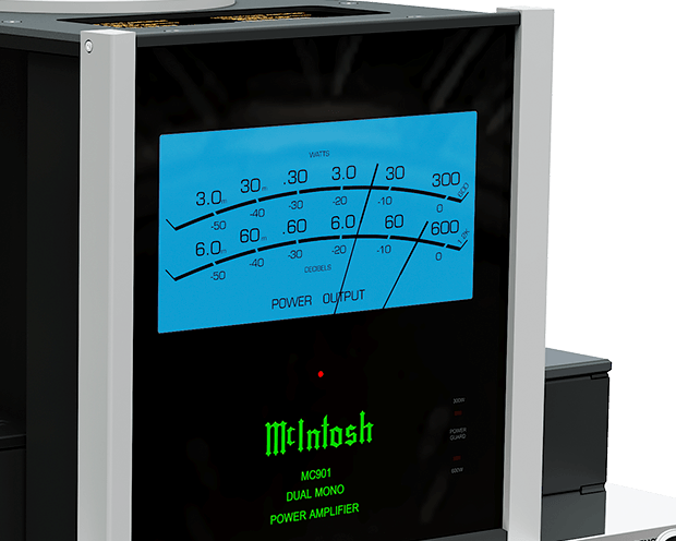 McIntosh MC901 Amplifier