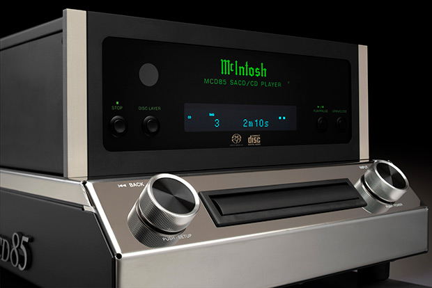 McIntosh MCD85 SACD/CD Player