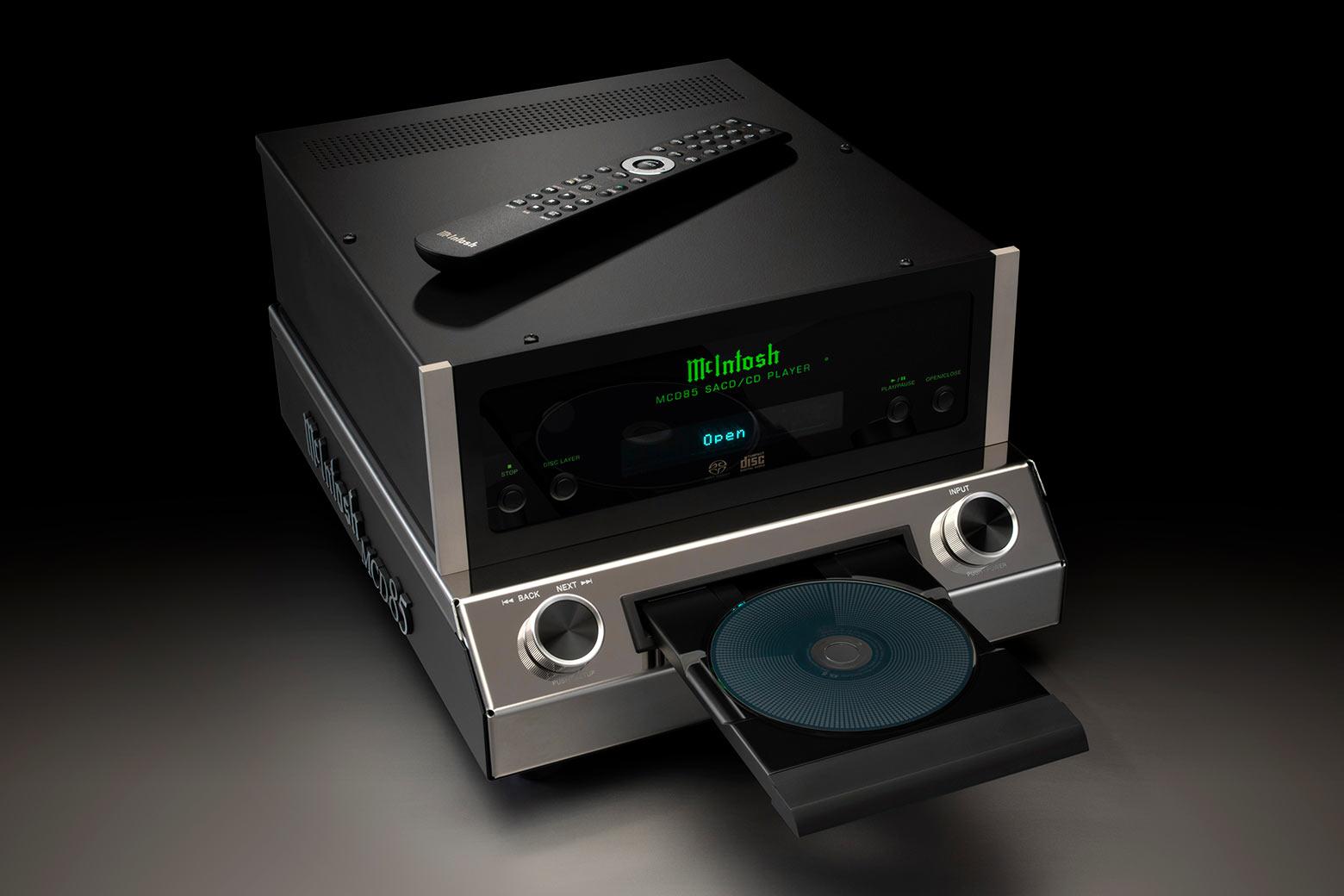 McIntosh MCD85 SACD/CD Player