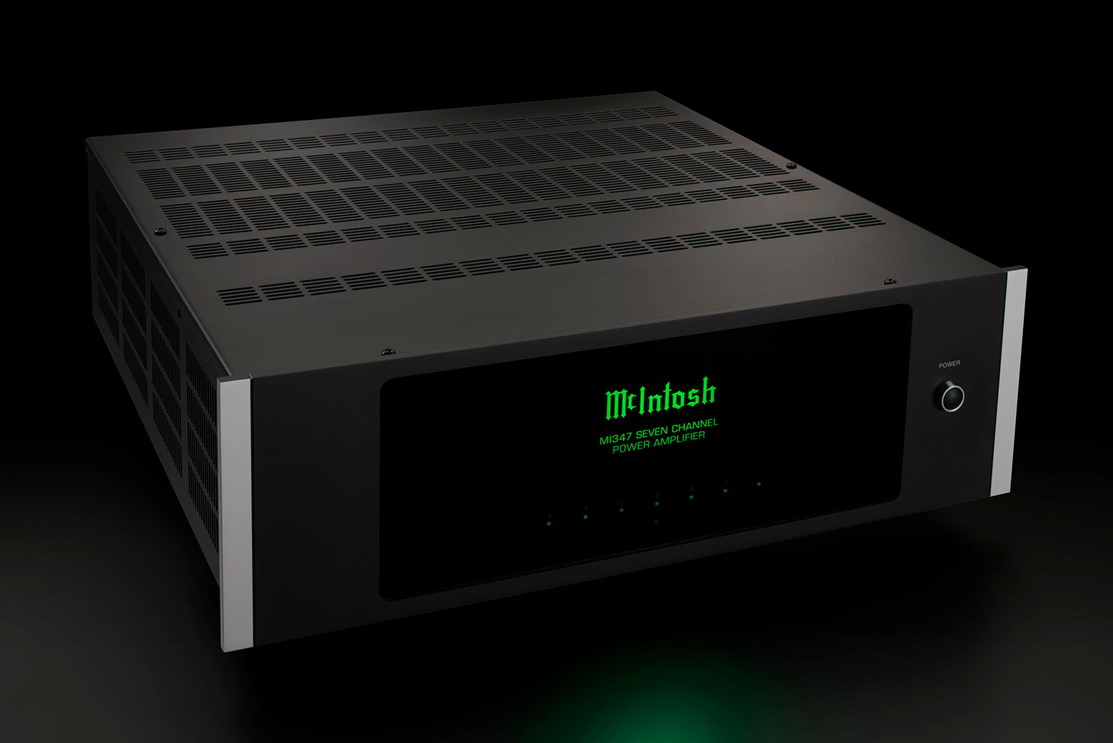 McIntosh MI347 Amplifier