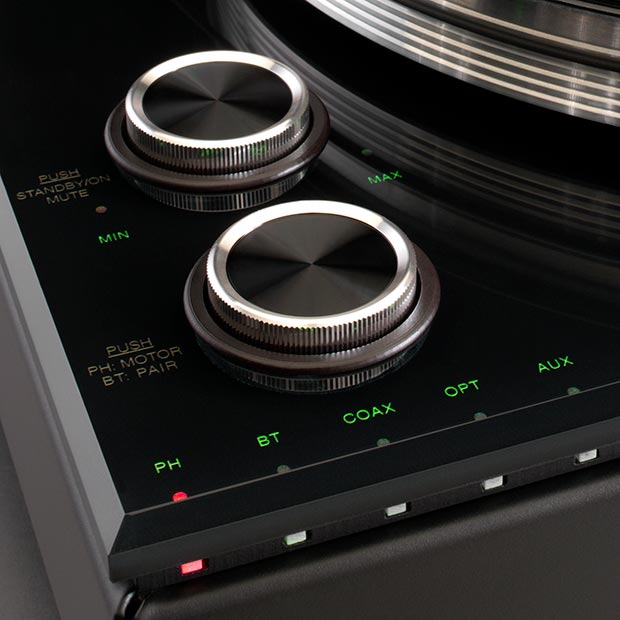 McIntosh MTI100 Integrated Turntable