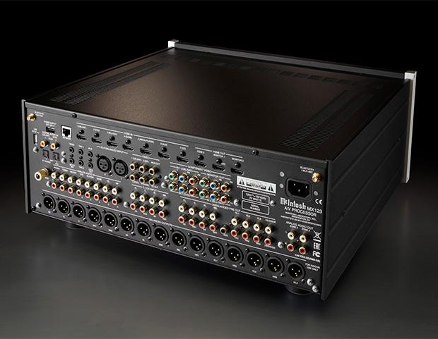 Procesor A / V McIntosh MX123